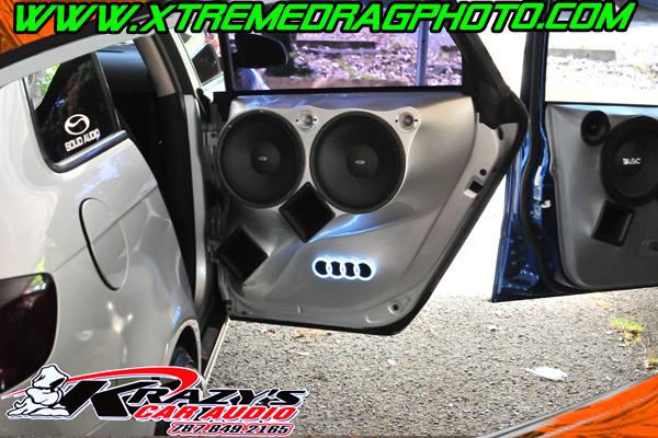 Krazy Car: KRAZY CAR AUDIO EN EL AUTOSHOW ANASCO