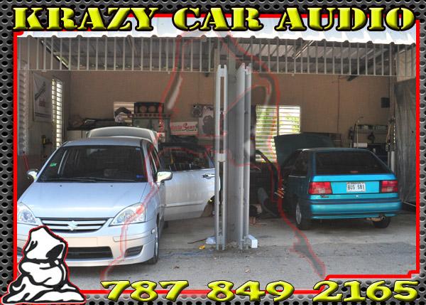 Krazy Car: KRAZY CAR AUDIO
