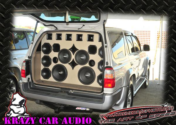 Krazy Car: KRAZY'S CAR AUDIO, EN EL AUTOSHOW DE MAYAGUEZ
